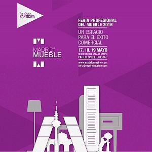 Nos vemos en la Feria MADRID MUEBLE